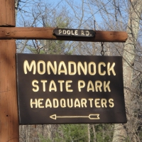 37-Mountain Most Climbed - Monadnock SP