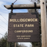 41-Park or Campground? - Mollidgewock SP