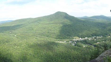 Stark NH from Devil's Slide