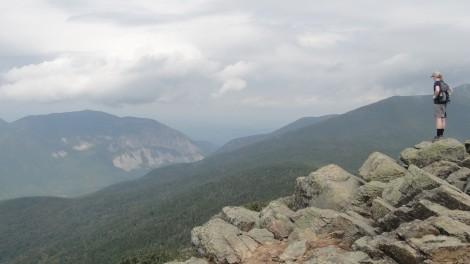 Franconia Ridge view
