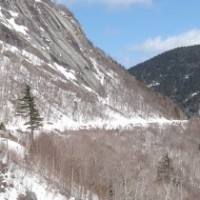 Out of This World! - X-Country Skiing in Crawford Notch