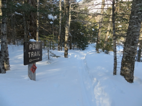 The Pemi Trail -  Doesn't that look inviting?