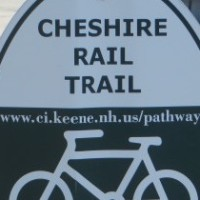 Cheshire Rail Trail (south) - Keene to the MA Border