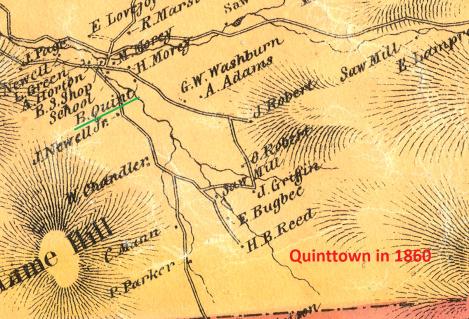 Quinttown 1860-1