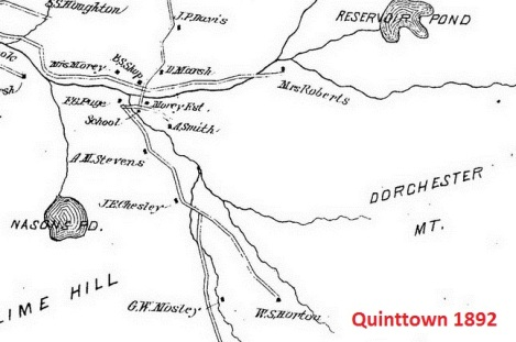 Quinttown 1892