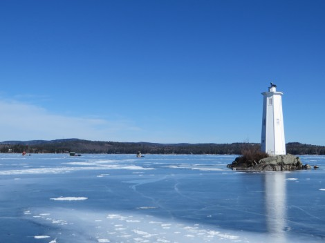 Lake Sunapee Lighthouse