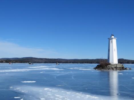 Lake Sunapee Lighthouse
