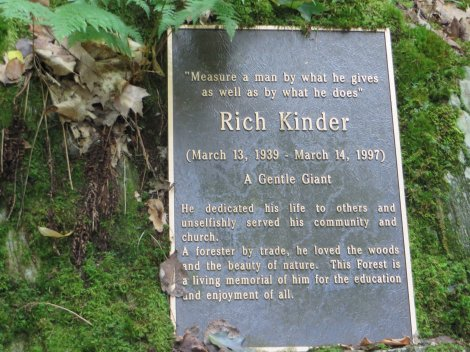 Dedication to Richard Kinder